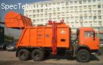 Продается мусоровоз  КО-449-02 «Коммаш» офиц дилер