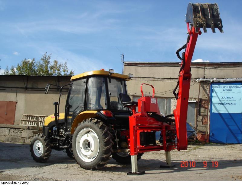 Продажа тракторов и сельхозтехники в Беларуси (580)