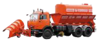 КО-829Б1 универсальная комбинированная машина