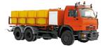 КО-829С2-02 универсальная комбинированная машина
