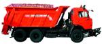 КО-829 универсальные комбинированные машины