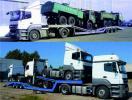 Доставка грузового и спец. транспорта автовозами