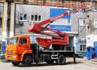 Автовышка Socage DAJ-332 - КамАЗ-43253