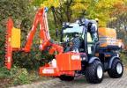 Трактор коммунальный Holder M 480