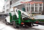 Автовышка ПСС-131.18Э - ГАЗон NEXT Фермер